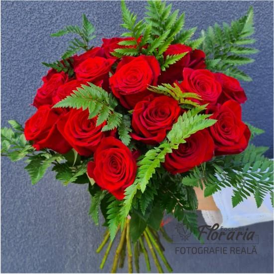 Arrangement 19 Premium roses