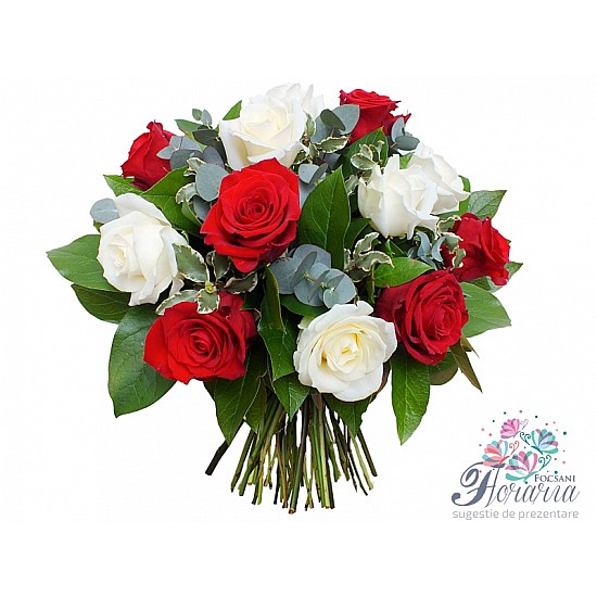 Bouquet 13  Roses